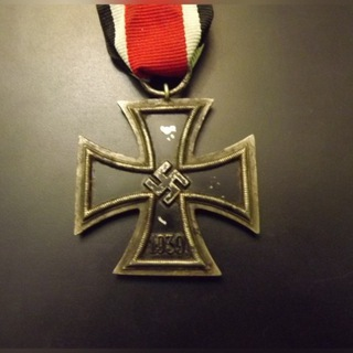 Железный крест II степени 1939 г., оригинал доставка товаров из Польши и Allegro на русском