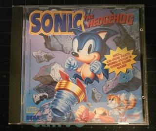 1996 Sonic the Hedgehog CD - Sega доставка товаров из Польши и Allegro на русском