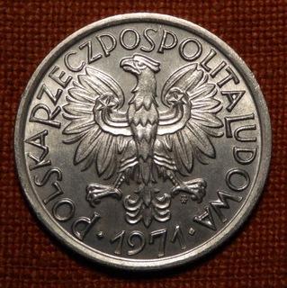 2 zł złote JAGODY 1971 - MENNICZA доставка товаров из Польши и Allegro на русском