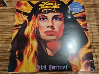 KING DIAMOND , Fatal Portrait' LP - новый!  доставка товаров из Польши и Allegro на русском
