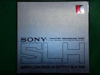 Sony SLH-550 szpula 18cm jak nowa do magnetofon tc доставка товаров из Польши и Allegro на русском