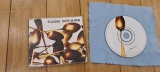 Placebo Placebo Taste in Men Singiel  CD Unikat доставка товаров из Польши и Allegro на русском