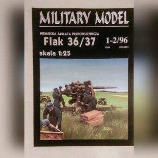 NIEMIECKA ARMATA PRZECIWLOTNICZA Flak 36/37 HALIŃS доставка товаров из Польши и Allegro на русском