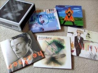 David Bowie-Box Set10CD-Outside/Earthling/Hours... доставка товаров из Польши и Allegro на русском