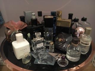 Chanel Dior Lancome Tom Ford mugler flakony 25 szt доставка товаров из Польши и Allegro на русском