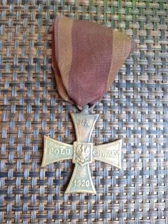 Крест Храбрых доставка товаров из Польши и Allegro на русском