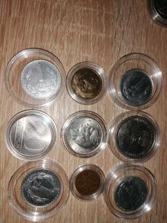 Набор монет из Польской Народной Республики, состояние 1 доставка товаров из Польши и Allegro на русском