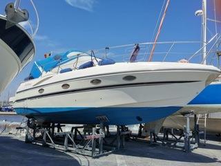 Łódź motorowa Mira 34 jacht yacht rok 2002 доставка товаров из Польши и Allegro на русском