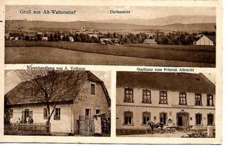 Stary Waliszów (Altwaltersdorf) доставка товаров из Польши и Allegro на русском