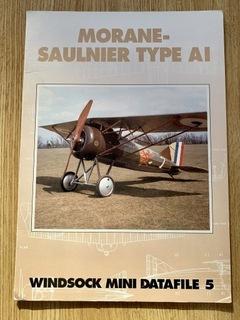Morane-Saulnier Tupe A1 Windsock Datafile 5 доставка товаров из Польши и Allegro на русском