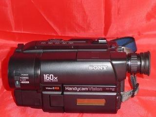 камера sony video8 xr ccd-trv13e событие  доставка товаров из Польши и Allegro на русском