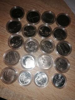 Набор монет из состояния PRL 1 !!!! !!!!!!!!!!!! доставка товаров из Польши и Allegro на русском