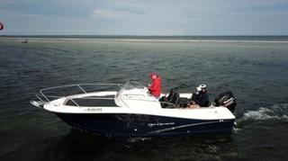 Jacht motorowy  Jeanneau Cap Camart 7,5 WA доставка товаров из Польши и Allegro на русском
