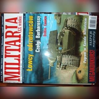 KAGERO MILITARIA XX WIEKU 3/2004 UŻYWANA  доставка товаров из Польши и Allegro на русском