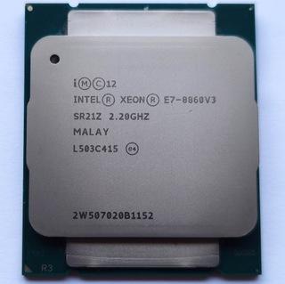 Intel Xeon Procesor E7-8860 v3 40M Cache 2.20 GHz доставка товаров из Польши и Allegro на русском