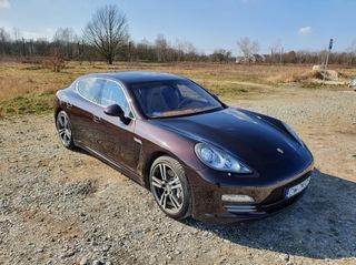 Porsche Panamera 4S 4.8 400KM 4x4 FV23% доставка товаров из Польши и Allegro на русском