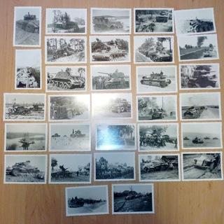 Танки восточный фронт коллекция 31 шт. ОЧ. доставка товаров из Польши и Allegro на русском