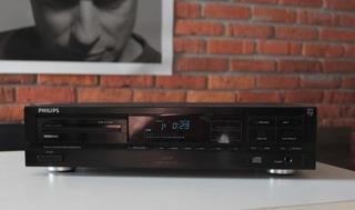 CD-проигрыватель Philips модель CD604 с TDA доставка товаров из Польши и Allegro на русском