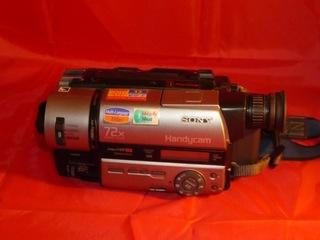 камера sony hi8 ccd-tr840e xr сумка для случая  доставка товаров из Польши и Allegro на русском