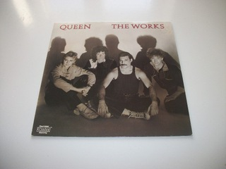 QUEEN - THE WORKS доставка товаров из Польши и Allegro на русском