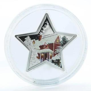 Монета Mery Christmass 2012 Самоа 5 $  доставка товаров из Польши и Allegro на русском