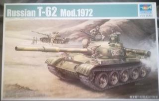 T-62 Mod 1972 1:35 от Trumpeter доставка товаров из Польши и Allegro на русском