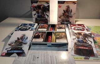 Ограниченное издание игральных карт для Гвинта доставка товаров из Польши и Allegro на русском