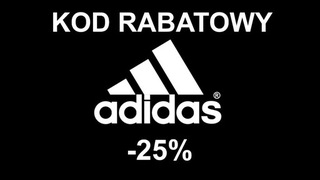 Tylko u nas! KOD RABATOWY ADIDAS -25% доставка товаров из Польши и Allegro на русском