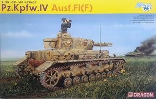 DRAGON 6315 Pz.Kpfw.IV Ausf.F1 (F) (Smart kit) доставка товаров из Польши и Allegro на русском