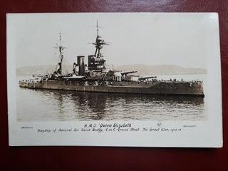 HMS QUEEN ELIZABETH brytyjski pancernik   доставка товаров из Польши и Allegro на русском
