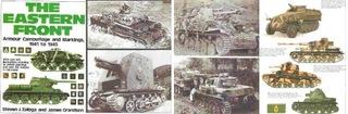 ТАНКИ НА ВОСТОЧНОМ ФРОНТЕ - 1941-45 - АЛЬБОМ  доставка товаров из Польши и Allegro на русском