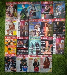 Gitara i Bas 1992-2002 (19 sztuk) доставка товаров из Польши и Allegro на русском