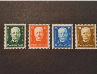 Znaczki Deutsche reich III rzesza  доставка товаров из Польши и Allegro на русском