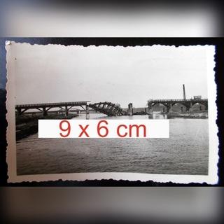 Бобрек к. Освенцим взорван мост на Висле 1939 доставка товаров из Польши и Allegro на русском