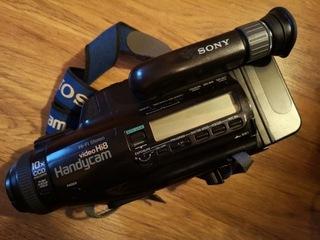 Kamera Sony Video Hi8 stereo - CCD-FX700E  доставка товаров из Польши и Allegro на русском