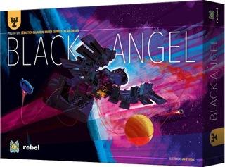 Настольная игра Black Angel (New)  доставка товаров из Польши и Allegro на русском