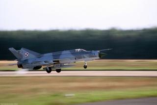 MiG-21MF фотография оригинальная 21x29 доставка товаров из Польши и Allegro на русском