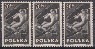 Fi. 440 a, b, c ** gw. + Описание Дж. Валоха от 1 PLN BCM  доставка товаров из Польши и Allegro на русском