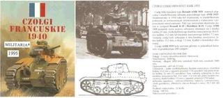 ФРАНЦУЗСКИЕ ТАНКИ 1940 ГОДА - ИНТЕРЕСНАЯ ИНФОРМАЦИЯ  доставка товаров из Польши и Allegro на русском