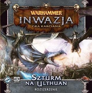 Warhammer Invasion Assault on Ulthuan - УНИКАЛЬНО!  доставка товаров из Польши и Allegro на русском