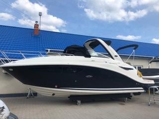 Łódź motorowa Sea Ray 265 SUNDANCER 2017 доставка товаров из Польши и Allegro на русском