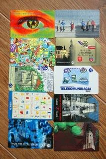 Karty telefoniczne 80szt + album доставка товаров из Польши и Allegro на русском