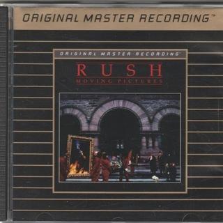 RUSH-Moving Pictures ... MFSL Gold CD Mint доставка товаров из Польши и Allegro на русском