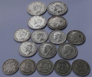 Zestaw 16 srebrnych monet - 100 gram AG доставка товаров из Польши и Allegro на русском
