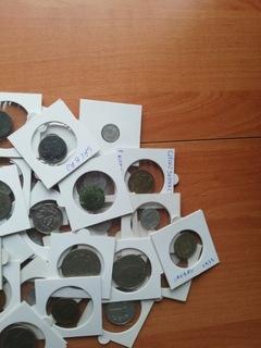 ZESTAW STARYCH MONET доставка товаров из Польши и Allegro на русском
