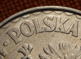 1 zł 1985 - DOUBLE DIE OBVERSE, ROTATED DIE - RRR! доставка товаров из Польши и Allegro на русском