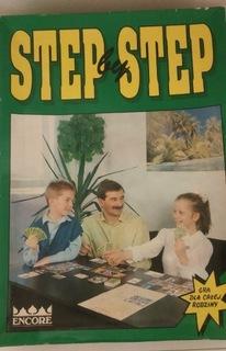 Encore Step by Step уникальная игра!  доставка товаров из Польши и Allegro на русском