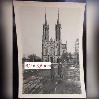 Жирардув оккупация ВТОРОЙ мировой войны церковь Вермахт 1941 доставка товаров из Польши и Allegro на русском