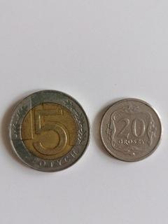 Komplet monet 1996 доставка товаров из Польши и Allegro на русском