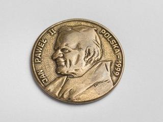 Medal XX-lecie pontyfikatu Jan Paweł II доставка товаров из Польши и Allegro на русском